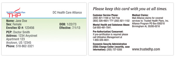 how to get a new health insurance card